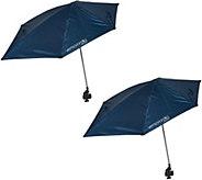 Sport-Brella Set of 2 Versa-Brella All-Position Umbrellas - M53163