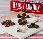 SH 11/6 Harry London Set of (3) 1lb. Metallic Boxes of Chocolate - M55163