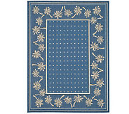 Safavieh Courtyard Palm Garden 4 x 57 Rug with Sisal Weave - M109164