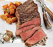 Kansas City Steak Company (6) 12-oz Strip Steaks - M112864