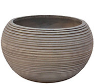 Scott Living 16 Round Decorative Patio Planter - M46564