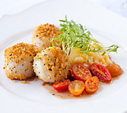 Anderson Seafoods 4 lbs Large Eastern Scallops - M114665
