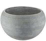 Scott Living 20 Round Decorative Patio Planter - M46565