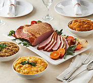 Ships 12/4 Corkys BBQ 4.75 lb Ham or Turkey w/ Sides Auto-Delivery - M57065