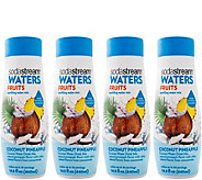 SodaStream Waters Fruits Coconut Pineapple Sparkling Drink Mix - M115766