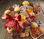 Cheryls Fall Bakery Basket - M116066