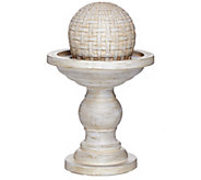 Scott Living Portofino Fountain w/LED Lights - M46566