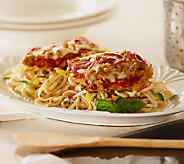 Stuffin Gourmet (6)6oz Sausage and Pepperoni Topped Chicken Parm Supreme - M48166