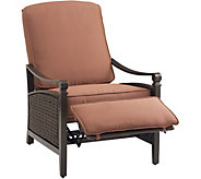 La-Z-Boy Select Outdoor Woven Recliner with Quick Dry Foam - M48766