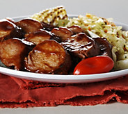 Ships 12/5 Corkys BBQ (6) 1.5 lbs. of BBQ Tenderloins Auto-Delivery - M51666