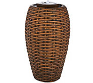 Scott Living Tahiti 26 Tall Woven Fountain - M52166