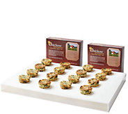 Oak Stove Kitchens (16) 3.4 oz. Crustless Quiche - M55366