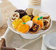 Ships 10/16 Cheryls 24 Piece Fall Frosted Cookie Assortment - M55666