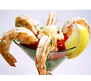 Anderson Seafoods 4 lbs Large Wild Shrimp - M114667