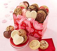 Cheryls Valentine Day Cookie Box - M115667