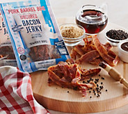 Pork Barrel BBQ (4) 2 oz. Bacon Jerky Sampler Pack - M48367