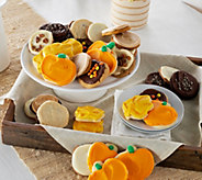 SH 10/16 Cheryls 48 Piece Fall Frosted Cookie Assortment - M55667