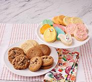 Cheryls 48-pc Easter Cookie Assortment - M58567