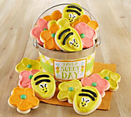 Cheryls Sunny Day Buttercream Cookie Pail - M117168