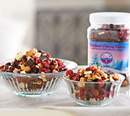 Germack (3) 15oz. Jars of Chocolate Walnut Cherry Berry - M49968