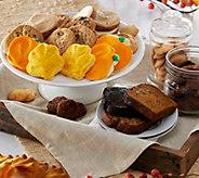 Cheryls 70 Piece Cookie & Cake Fall Bakery Sampler - M51668