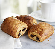 Authentic Gourmet (35) French Chocolate Croissants - M53968