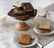 Bellows House Bakery 15 Piece Deluxe Brownie Sampler - M55568