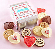 Cheryls Valentines Tin - You and Cookies - M115669