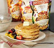 Birch Benders (6) 16 oz. Bags of Gourmet Flavored Pancake Mixes - M50169