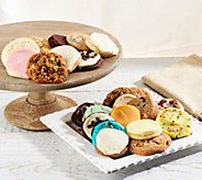Cheryls 24pc Taste of Cheryls Cookie Assortment Auto-Delivery - M51969