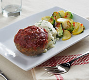 Mama Mancinis (10) 6 oz. Meatloaf Cupcakes With Sauce - M52069