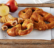 Kim & Scotts (12) 6 oz. Gourmet Stuffed Sweet Pretzels - M53569
