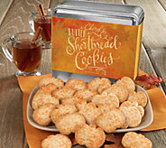 Cheryls Pumpkin Shortbread Tin - M116070