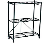 Pop It Folding Garden Tool Storage Rack - M48770