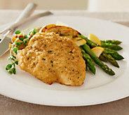 Stuffin Gourmet (10) 5 oz. Zesty Lemon or Roasted Garlic Chicken Breast - M51470