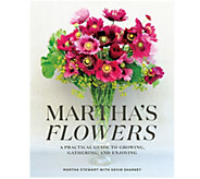 Marthas Flowers A Practical Guide to Growing - M56770