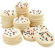 Cheryls Patriotic Cutouts - 36 Cookies - M112572