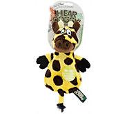 Hear Doggy Flattie Giraffe with Chew Guard - M115872