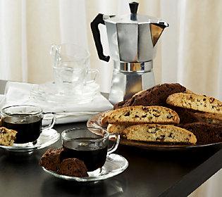 Product image of DiBella Famiglia (48) 1.1 oz. Italian Biscotti Cookie Assortment