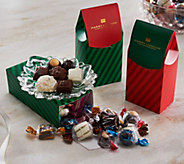 Ships 11/7 Harry London 7lb. Chocolate Assortment w/12 Holiday Boxes - M51172