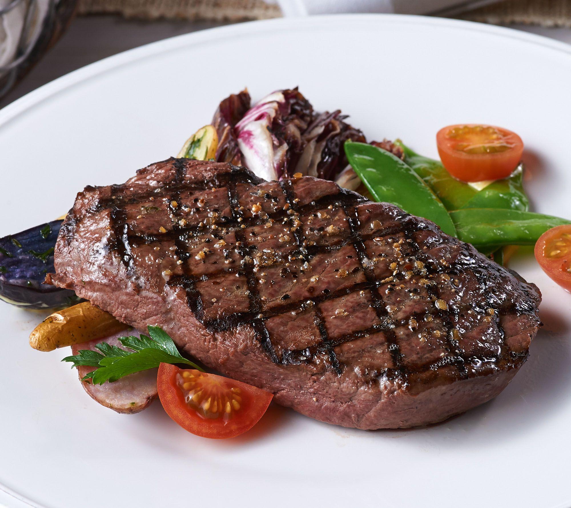 Rastelli Market Fresh 8 8 Oz Black Angus Sirloin Steaks