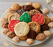 Cheryls 72-Piece Holiday Cookie Assortment - M56772