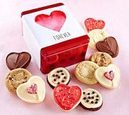 Cheryls Valentine tin (Love forever) - M115673