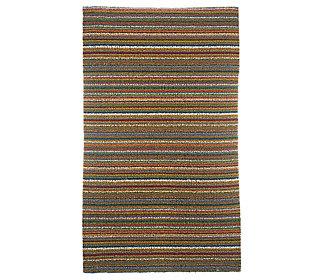 """Product image of Weavz Elite Striped Indoor/Outdoor Rug - 20""""x36"""""""