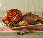 Smithfield (1) 3-4 lb Boneless Ham & (1) 2.5-3.25 lb Turkey Breast - M47473