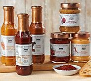 Robert Rothschild (6) Jar Gourmet Sauce & Dip Assortment - M50873