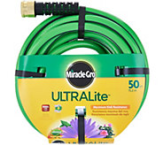 Miracle-Gro ULTRAlite 50ft Garden Hose - M52473