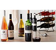 SH 11/13 Vintage Wine Estates 12 Bottle Harvest Collection - M55573