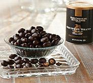 Squirrel Brand (4) 20-oz Dark Chocolate Butter Toffee Almonds - M57373