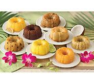 Dockside Market 8 Mini Sample Bundt Cake Assortment - M115574